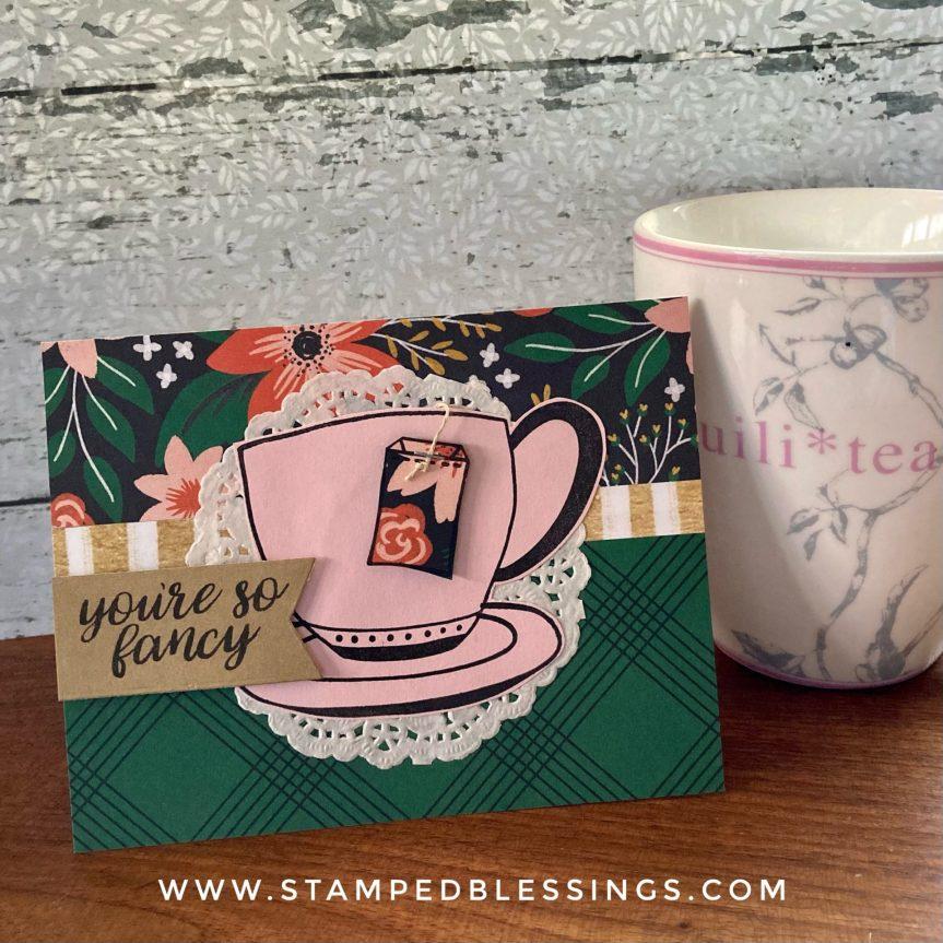 CTMH My Cup of Tea & BoxingWeek