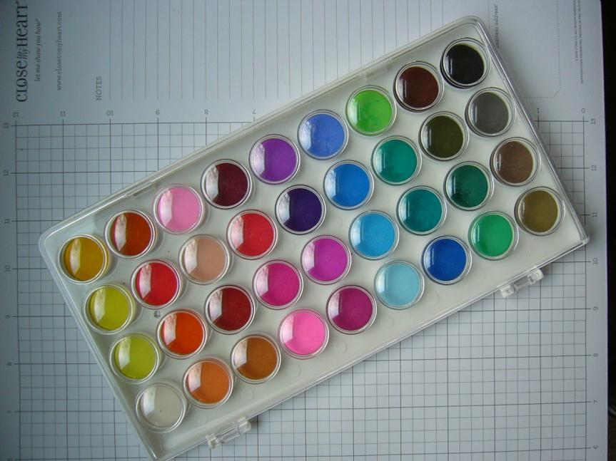 ctmh watercolor paints