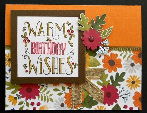 CTMH Just Treats and Grateful Heart paper pack by Debi Brile