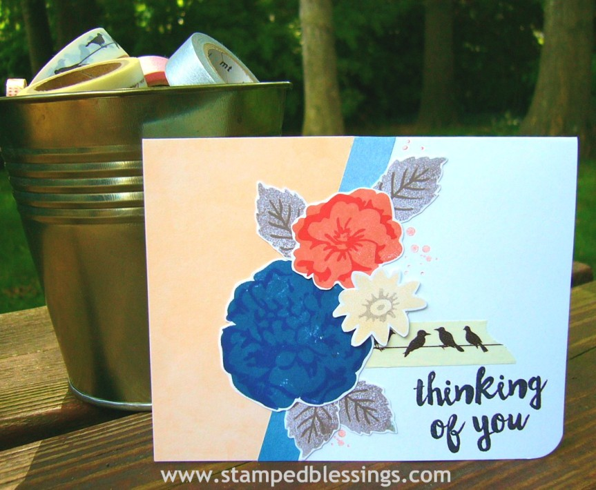 CTMH Beautiful Friendship and Documented - both scrapbooking stamp sets