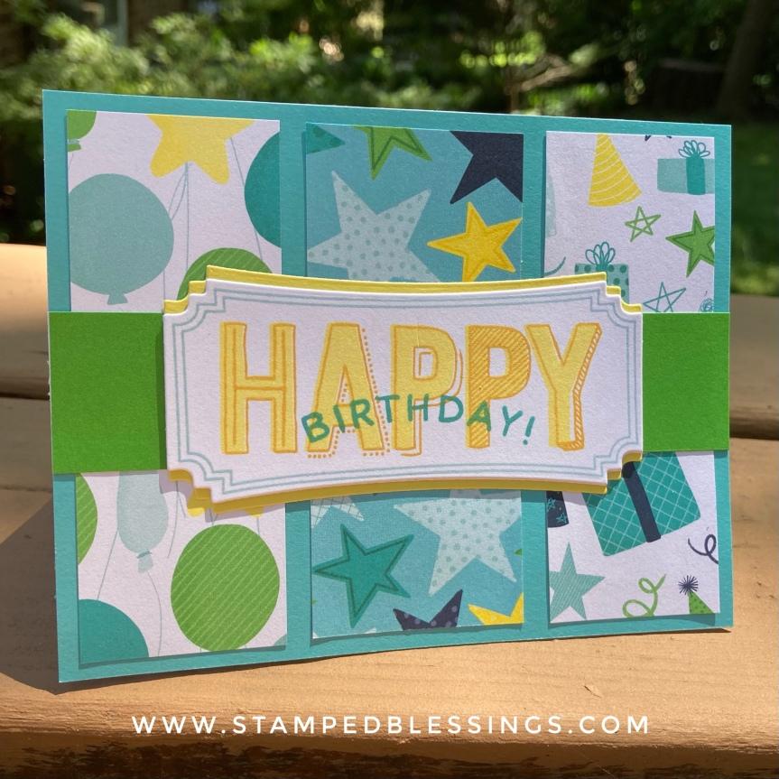 CTMH Wishing You Everything –Birthday
