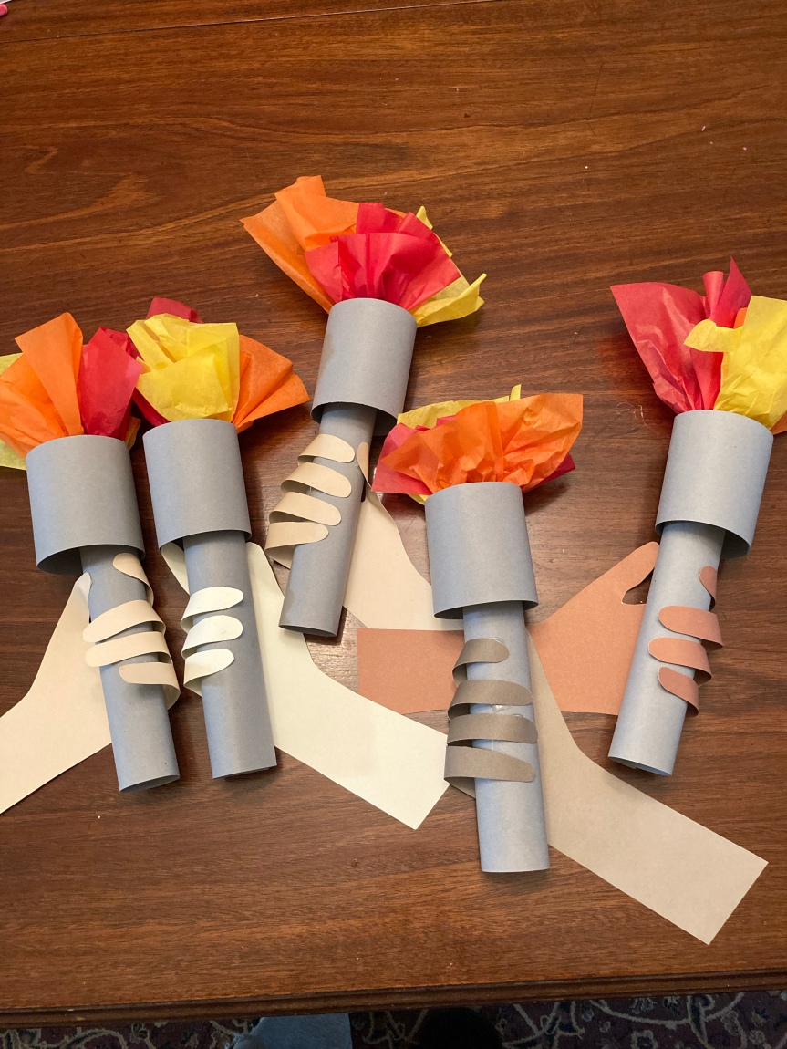 Back-to-School Crafting