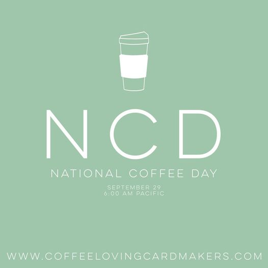 National Coffee Day bloghop